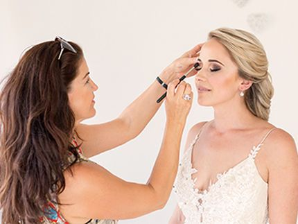 Behind The Scenes Makeup Services