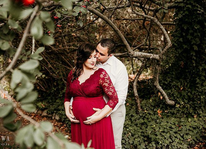 Maternity Photoshoot Makup Services
